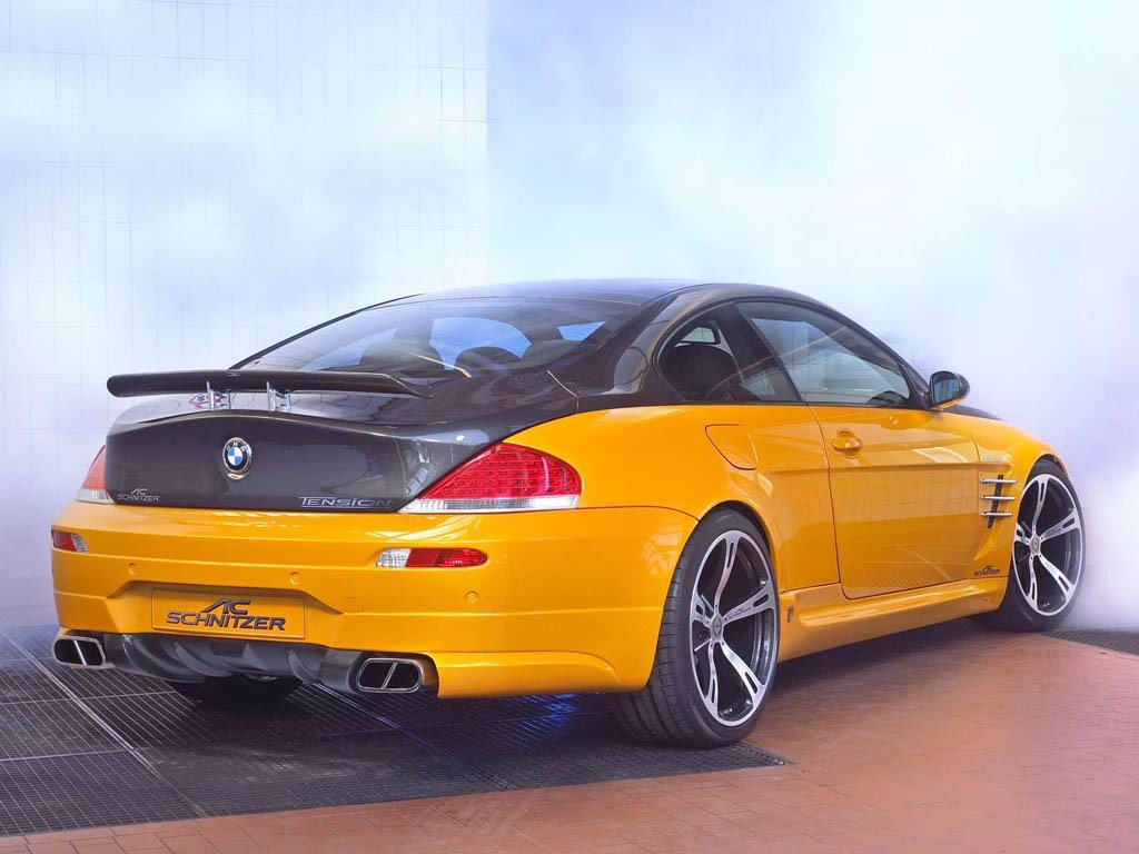 Latest 2005 Ac Schnitzer M6 Tension Concept Ac Schnitzer Free Download