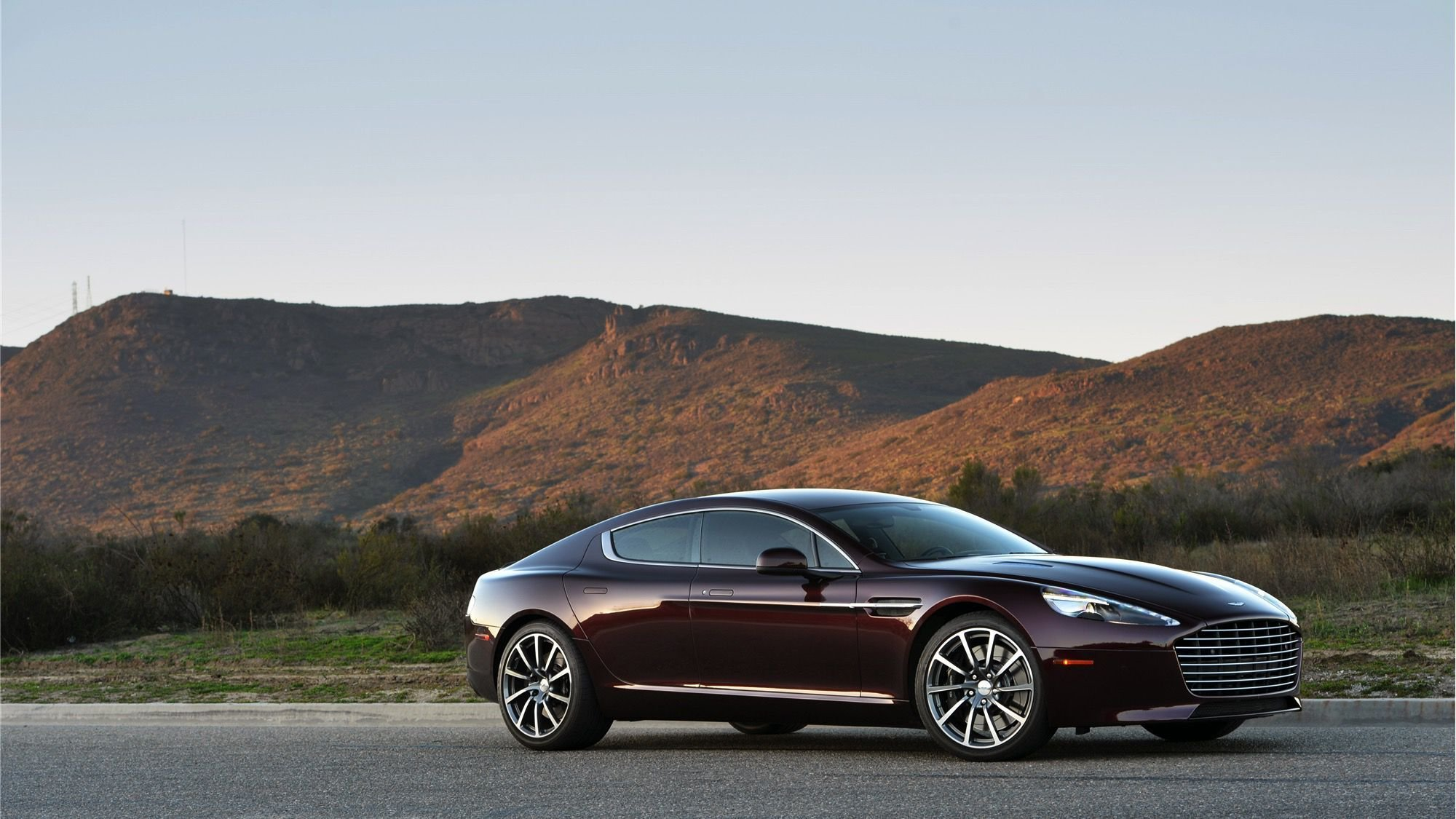 Latest Next Aston Martin Rapide Will Be Rapid And Electric Free Download