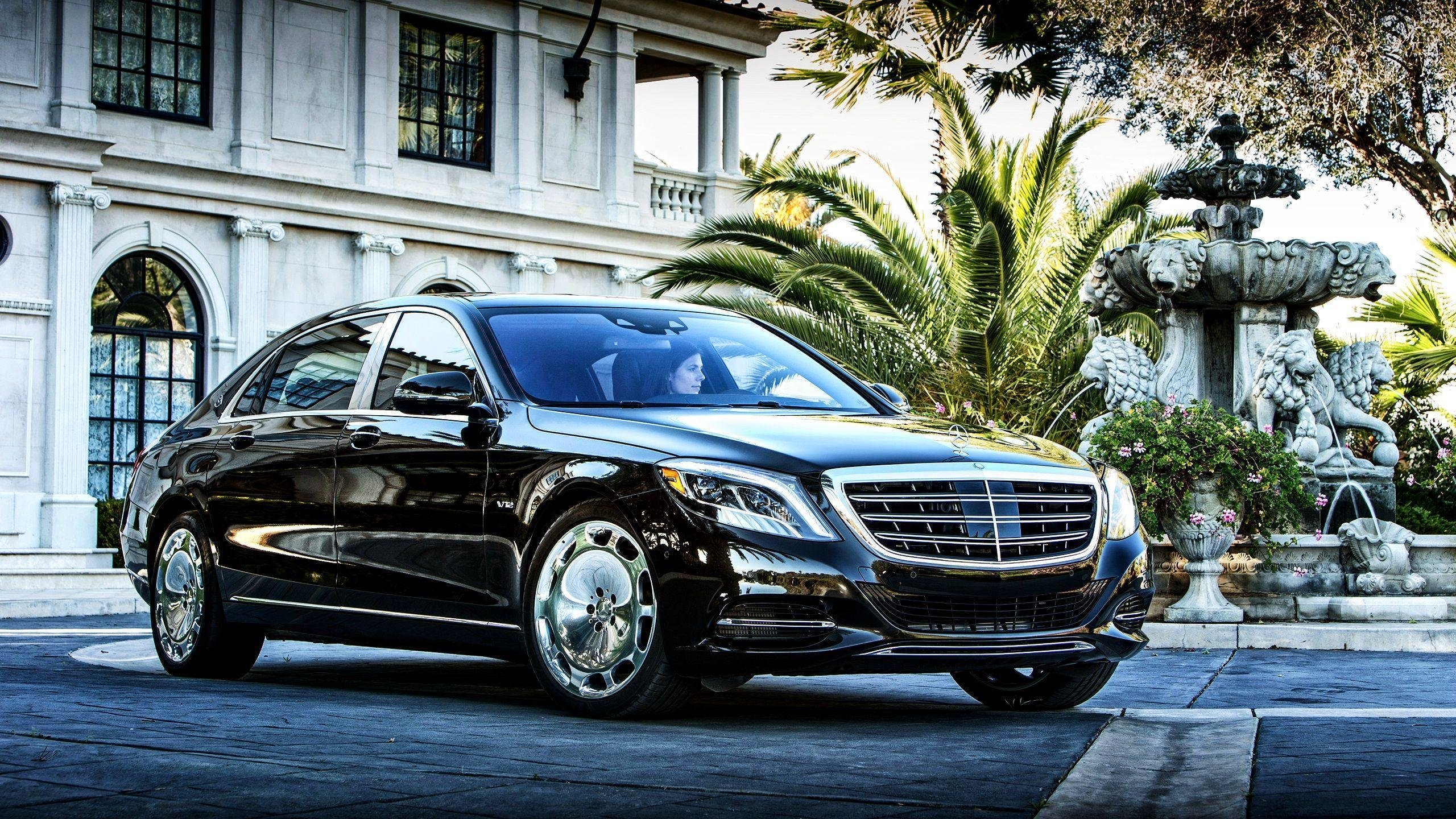 Latest Mercedes Maybach S600 Sedan Wallpapers Wallpaper Cave Free Download