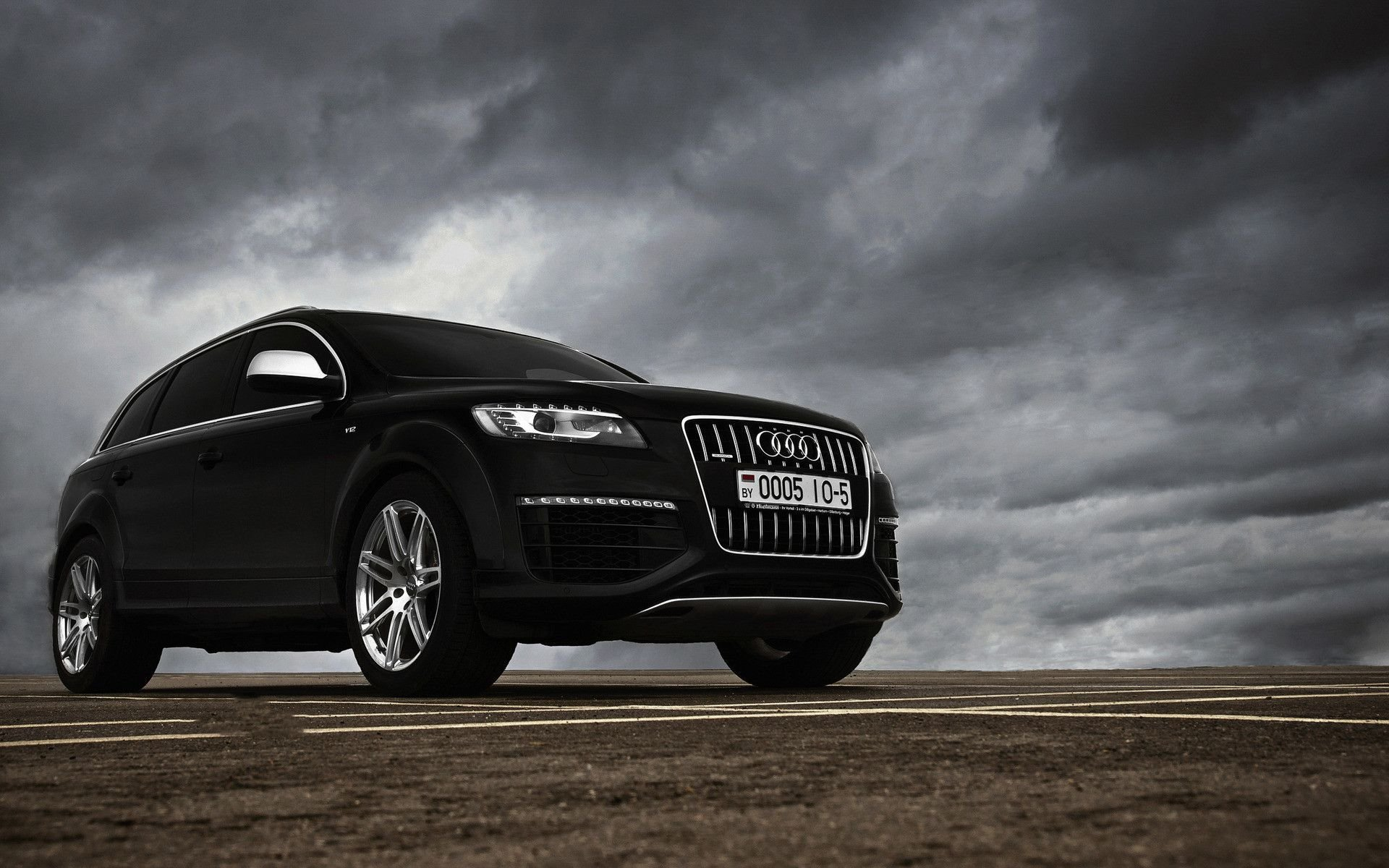 Latest Audi Q7 Wallpapers Wallpaper Cave Free Download