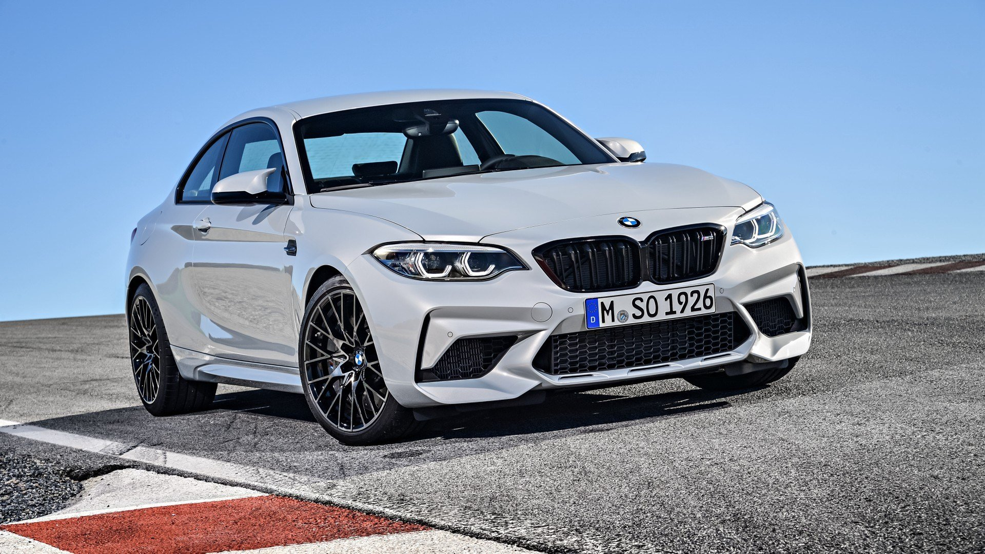 Latest Wallpaper Bmw M2 Competition 2018 4K Automotive Cars 13174 Free Download