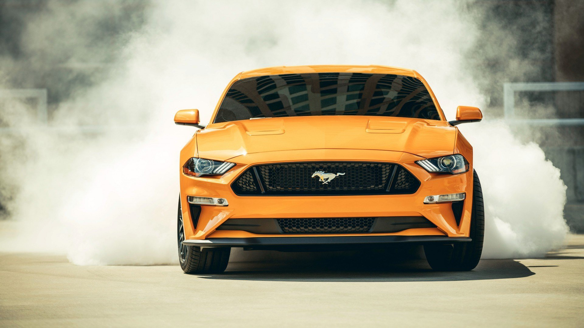 Latest Wallpaper Ford Mustang 2018 Hd 4K Automotive Cars Free Download