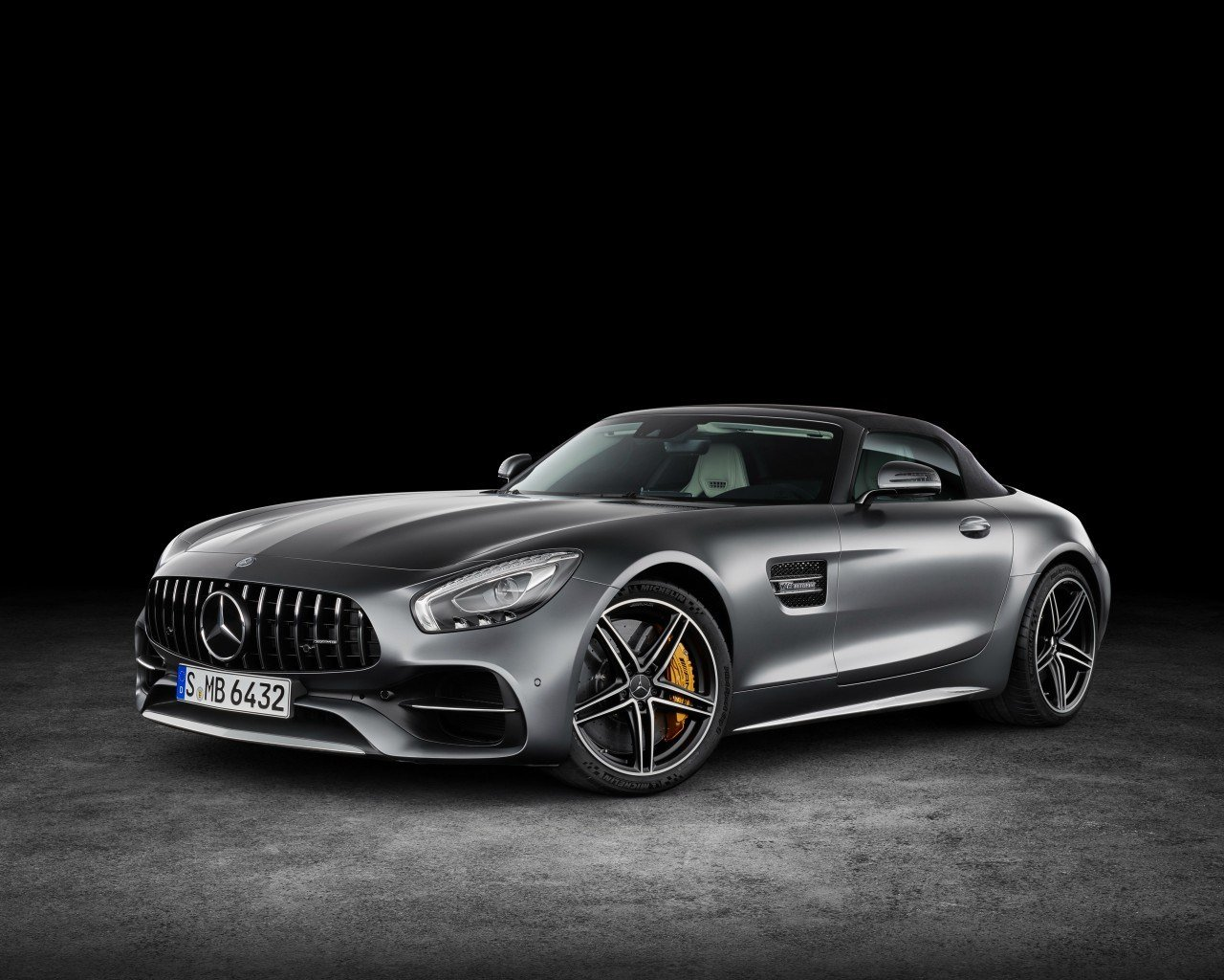Latest Wallpaper Mercedes Amg Gt C Roadster 2018 Cars Mercedes Free Download