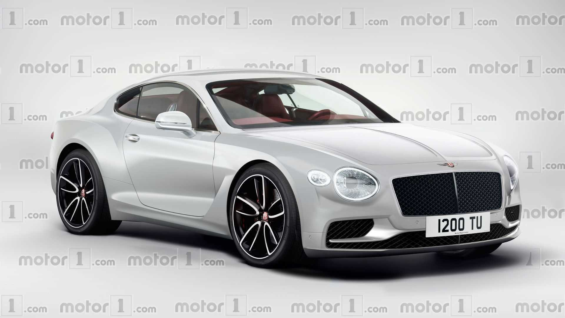 Latest Will The 2018 Bentley Continental Gt Look Like This Free Download