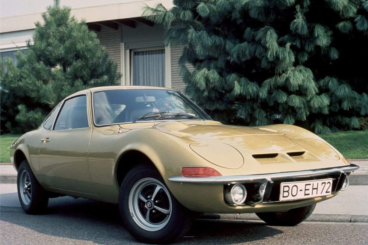 Latest Opel Gt Classic Car Review Honest John Free Download