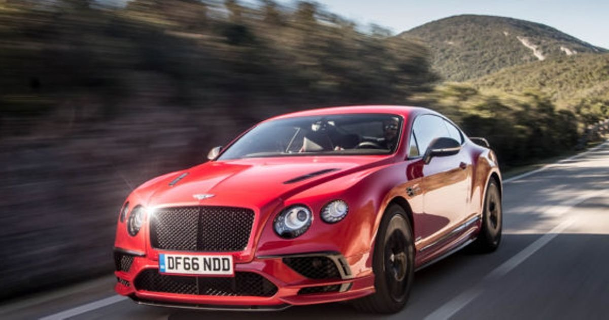 Latest 2018 Bentley Continental Supersports Price Free Download