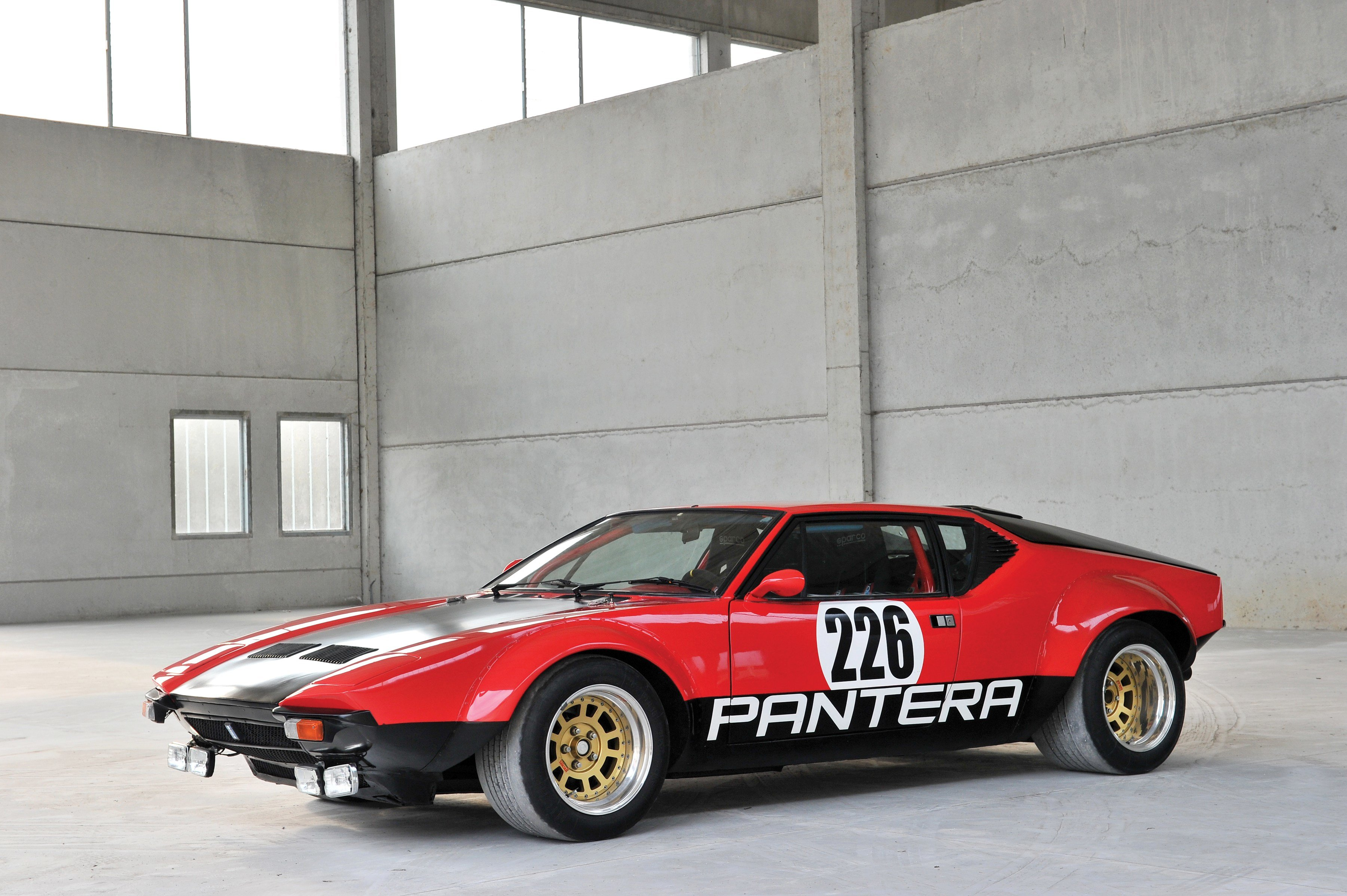 Latest 1 Detomaso Pantera Hd Wallpapers Background Images Free Download