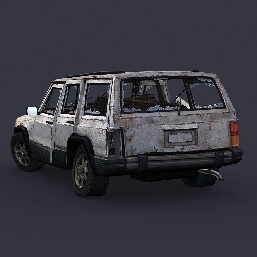 Latest Car Jeep 3D Model Game Ready Max Fbx Cgtrader Com Free Download