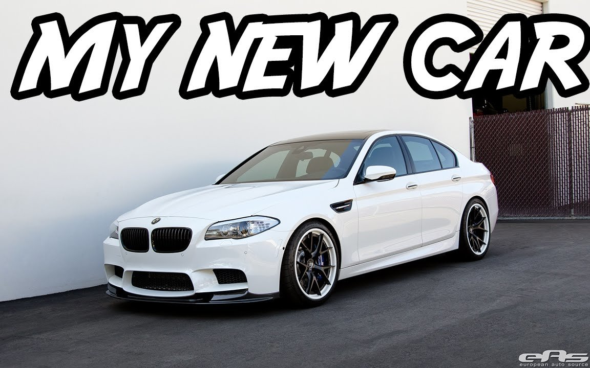 Latest My New Car Bmw M5 F10 Montage 1000 Subs Forza Free Download