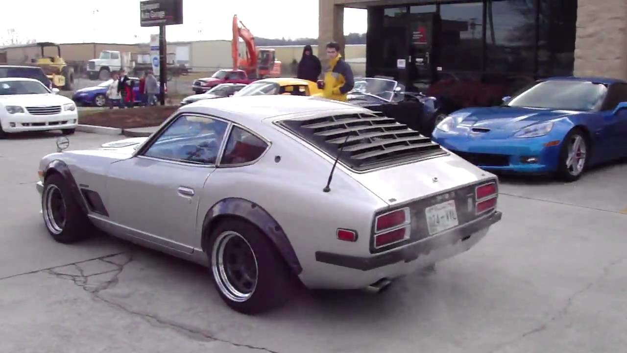 Latest 1St Gen Datsun Nissan 280Z S30Z Cars And Coffee Meet Free Download
