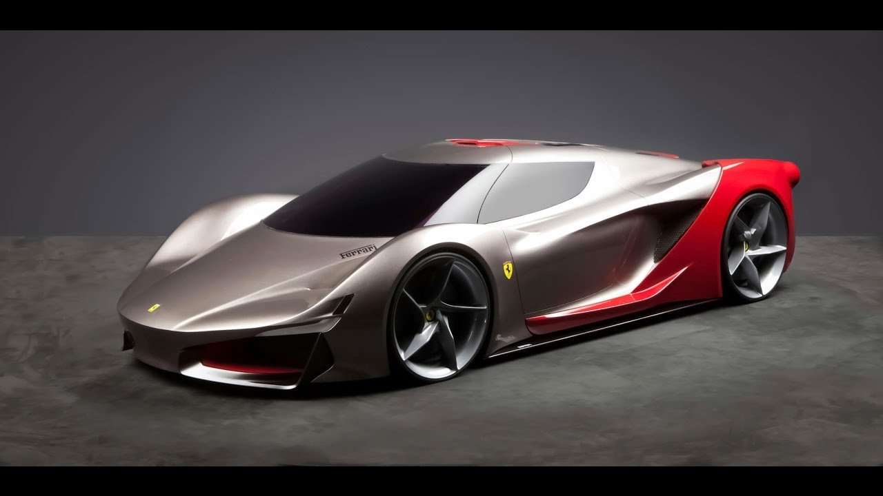 Latest Top 10 Ferrari Concept Cars Top 10 Ferrari Future Super Free Download