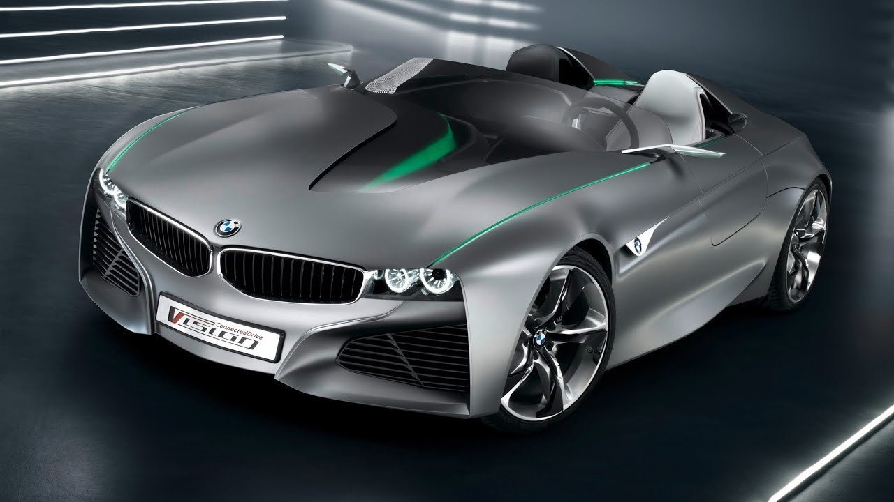 Latest Bmw New Vision Drive Car 2015 Youtube Free Download