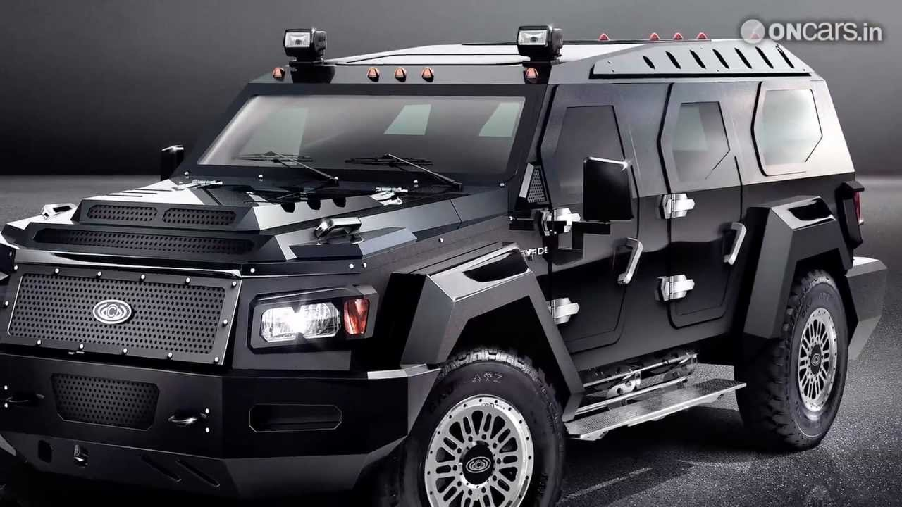 Latest Conquest Evade Unarmored Suv Now In India For Rs 8 5 Crore Free Download