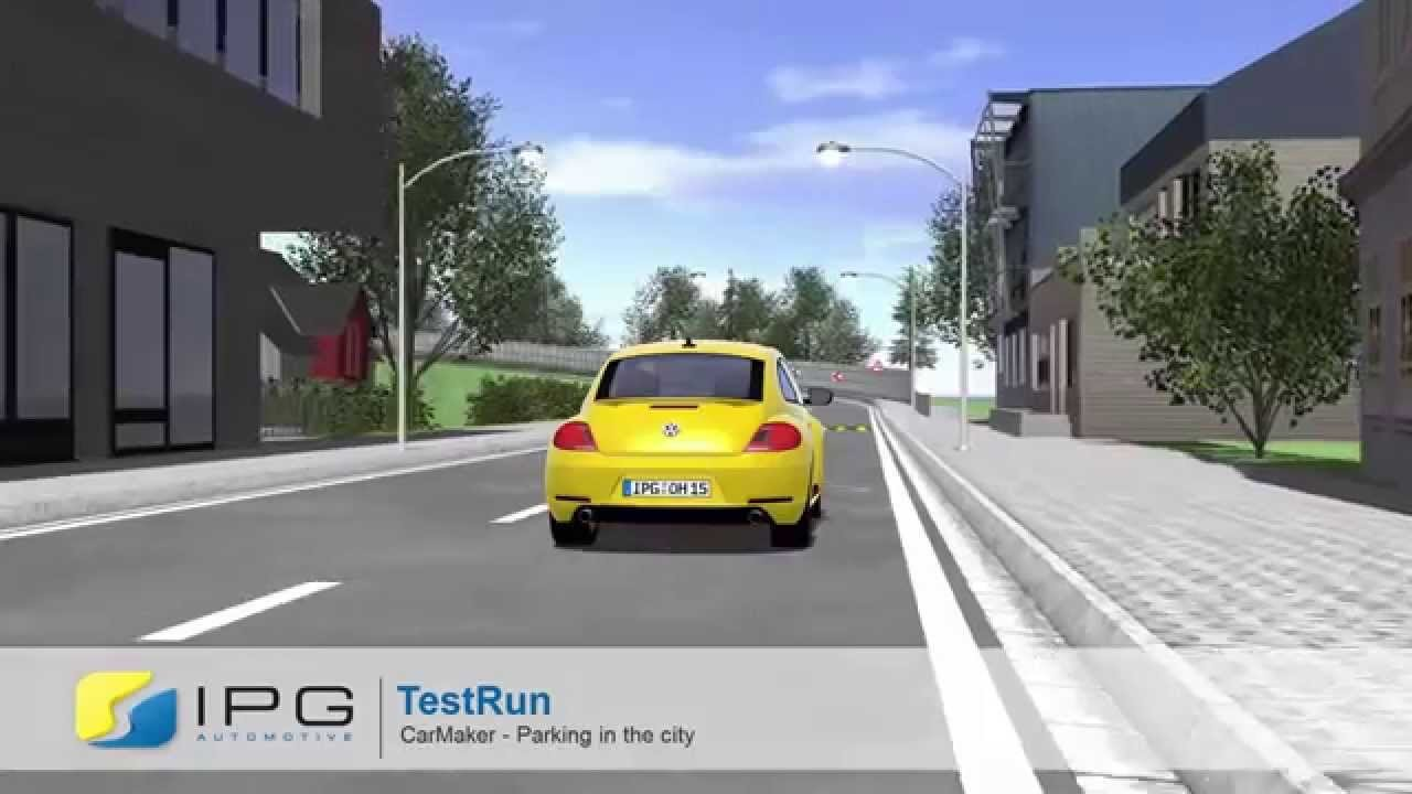 Latest Introduction Carmaker – Parking In The City Youtube Free Download