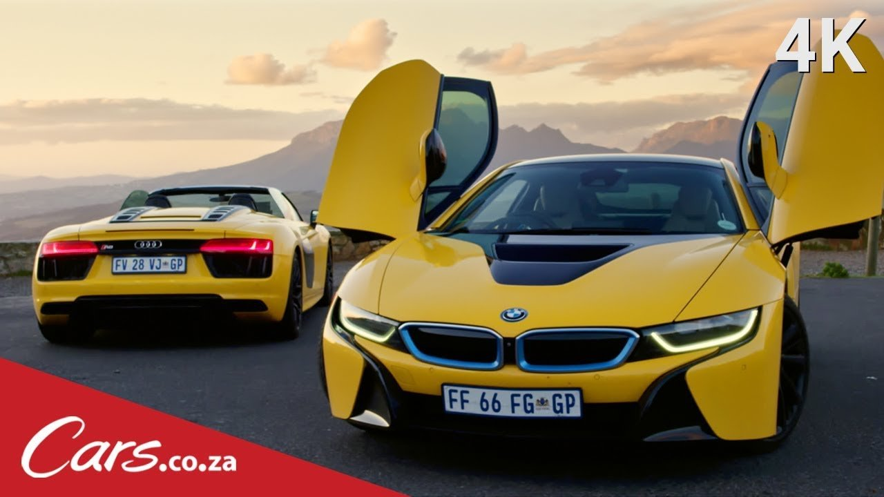 Latest Bmw I8 Vs Audi R8 Spyder The Strangest Supercar Rivalry Free Download