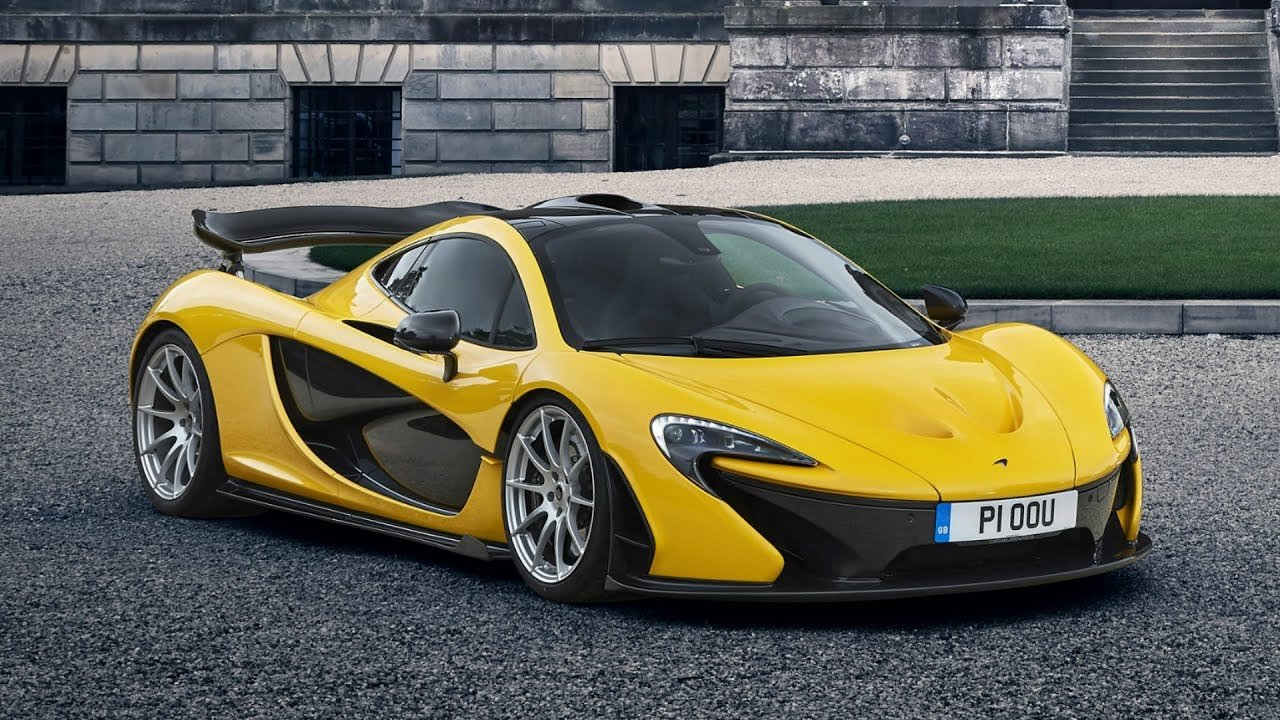 Latest 2018 Mclaren P1 Designed To Be The Best Driver S Car In Free Download