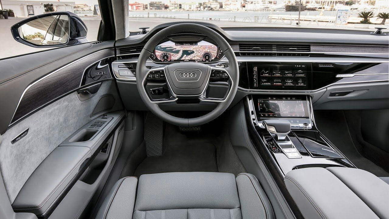 Latest 2019 Audi A8L Exterior And Interior Walkaround Youtube Free Download