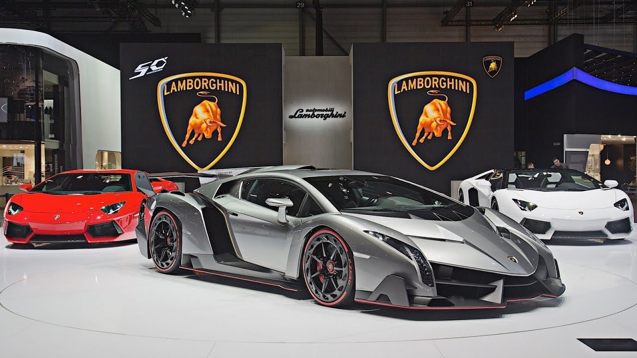 Latest Top 10 Most Expensive Lamborghini Cars Youtube Free Download