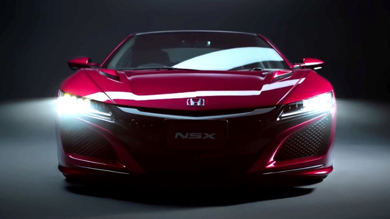 Latest 2019 Honda Nsx Official New Honda Nsx Sports Car Free Download