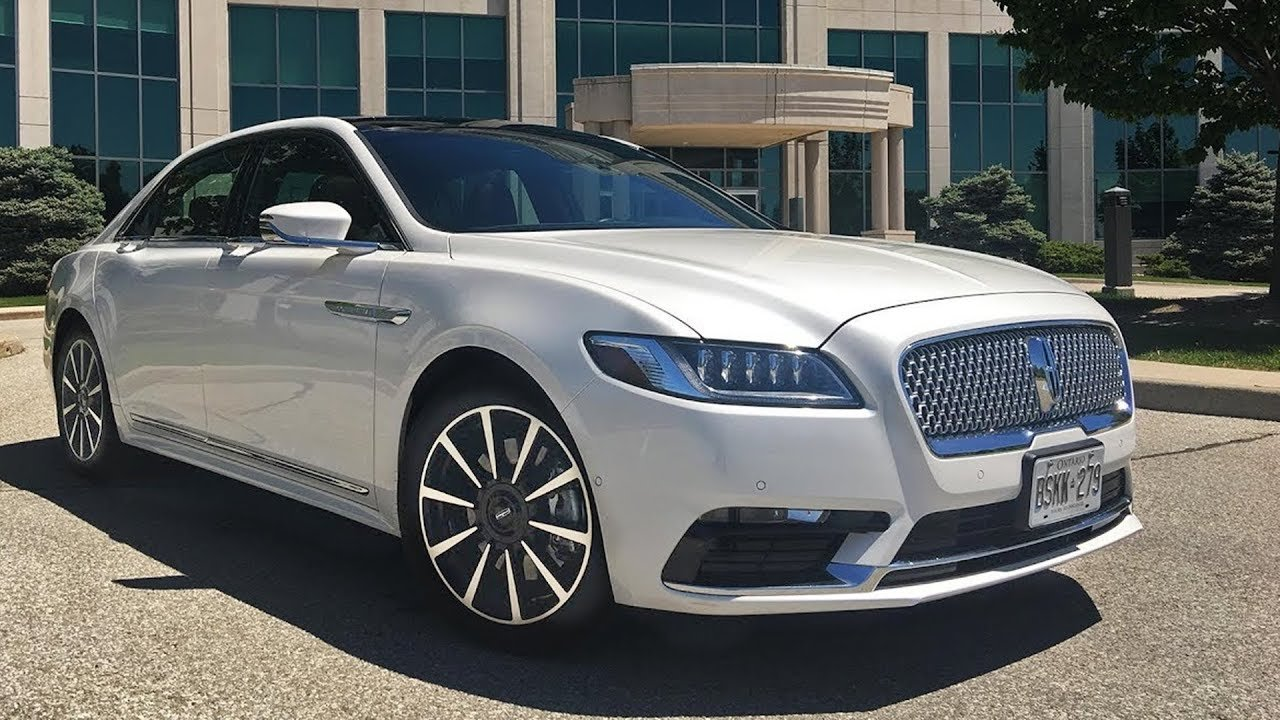 Latest 2018 Lincoln Continental Full Review Youtube Free Download