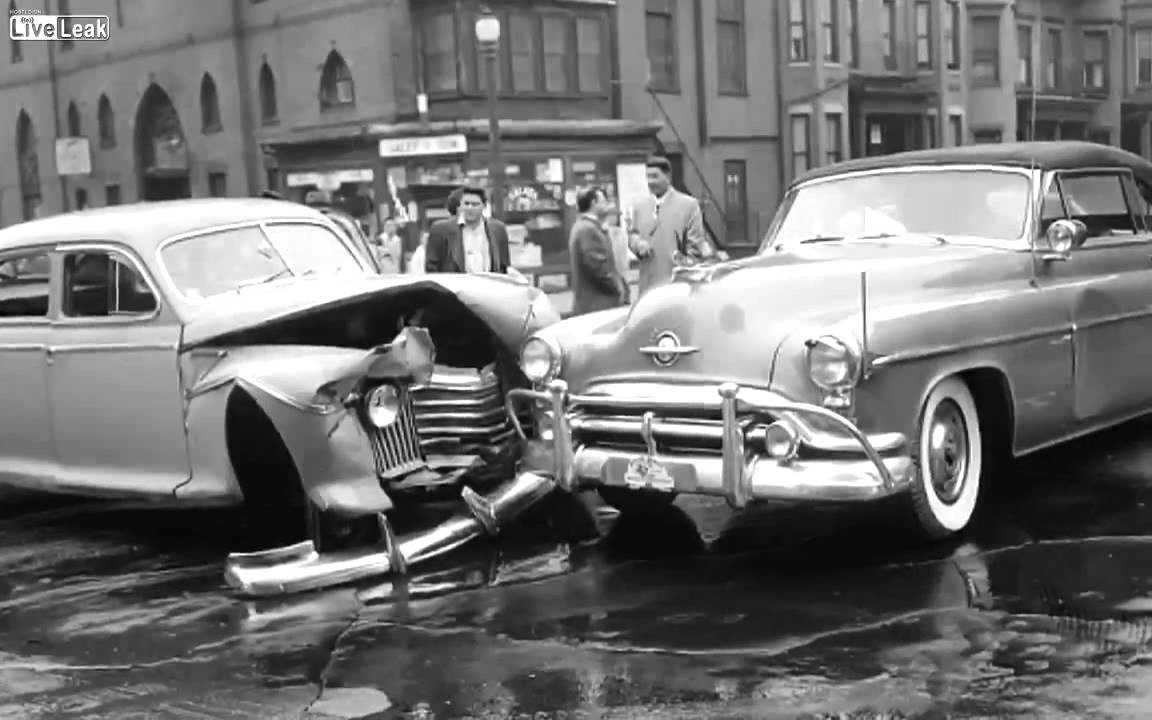 Latest Vintage Car Accident Photos Old Car Crashes Youtube Free Download