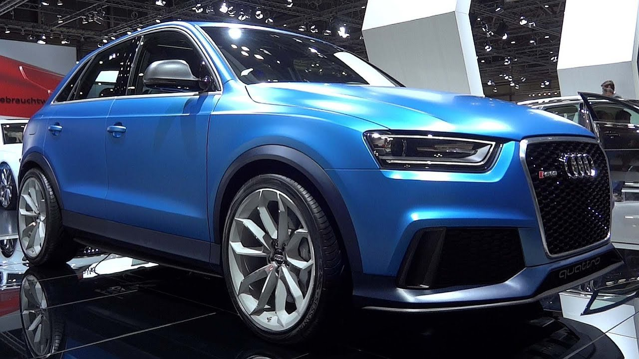 Latest 2012 Audi Q3 Rs Concept Hd Youtube Free Download