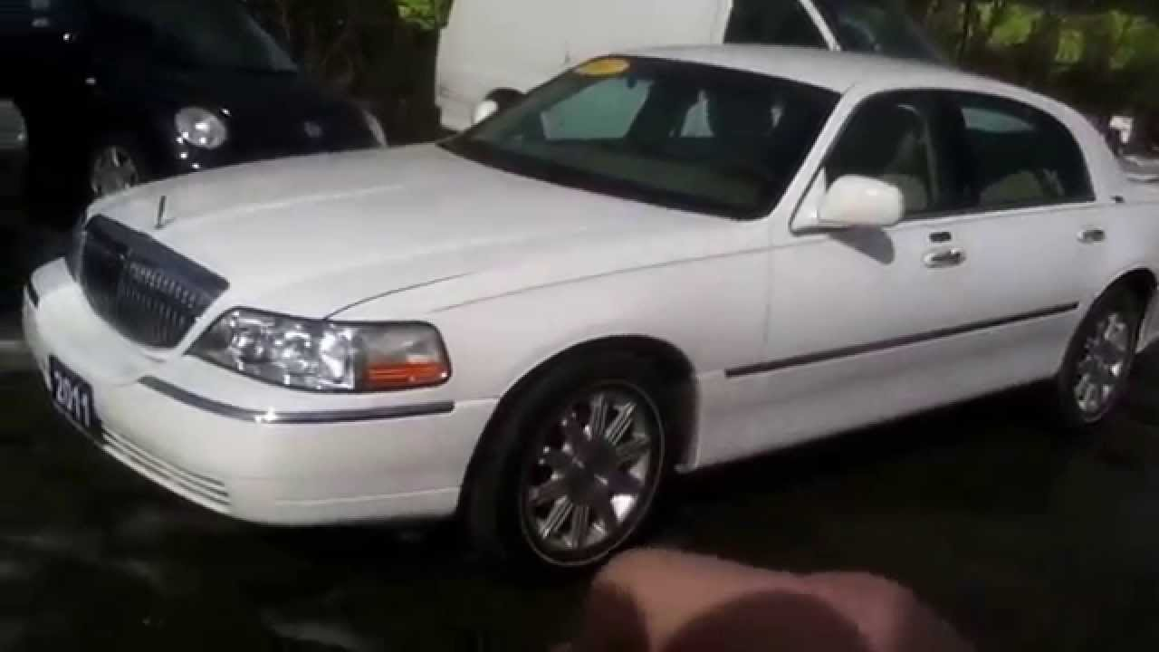 Latest 2011 Lincoln Town Car Signature Ltd Startup Engine In Free Download