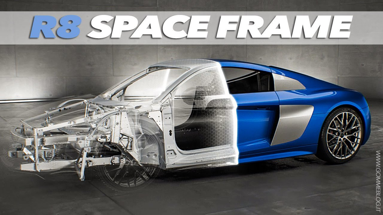 Latest 2015 All New Audi R8 Space Frame Technology Youtube Free Download