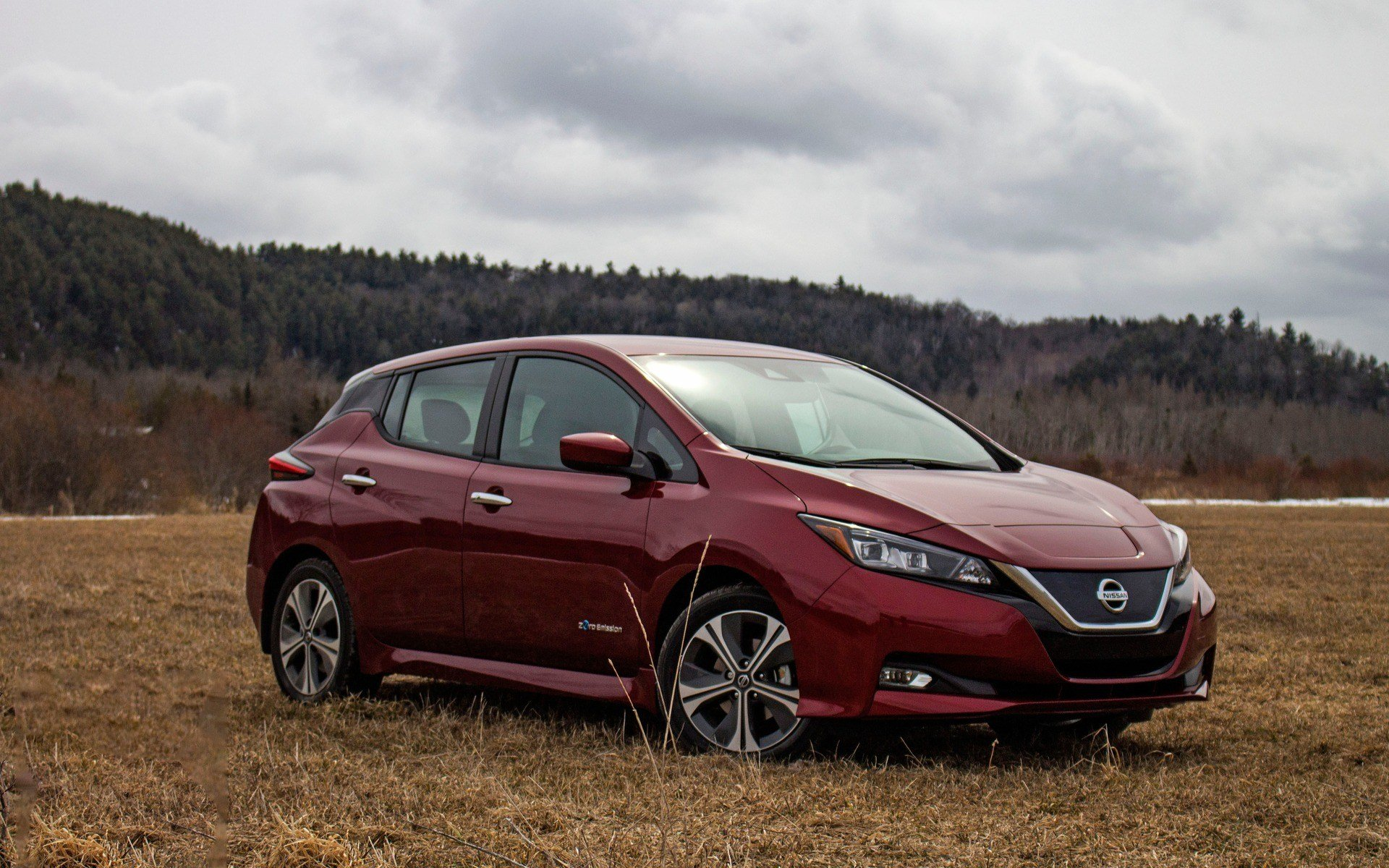Latest 2018 Nissan Leaf The People S Electric Car The Car Guide Free Download