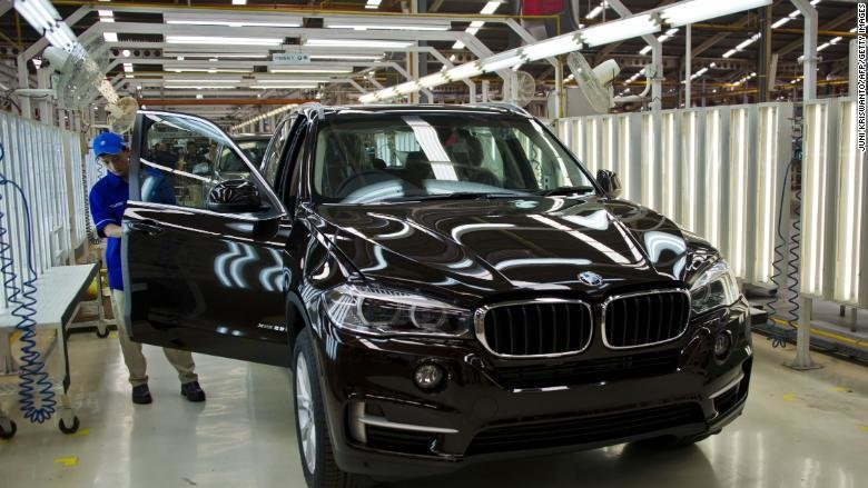 Latest Bmw Is Hiking The Prices Of American Made Suvs In China Free Download