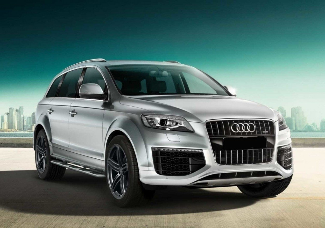 Latest 2019 Audi Q7 Front Photo New Auto Car Preview Free Download