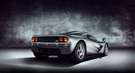Latest Mclaren F1 Photographed In Studio By Automotive Free Download