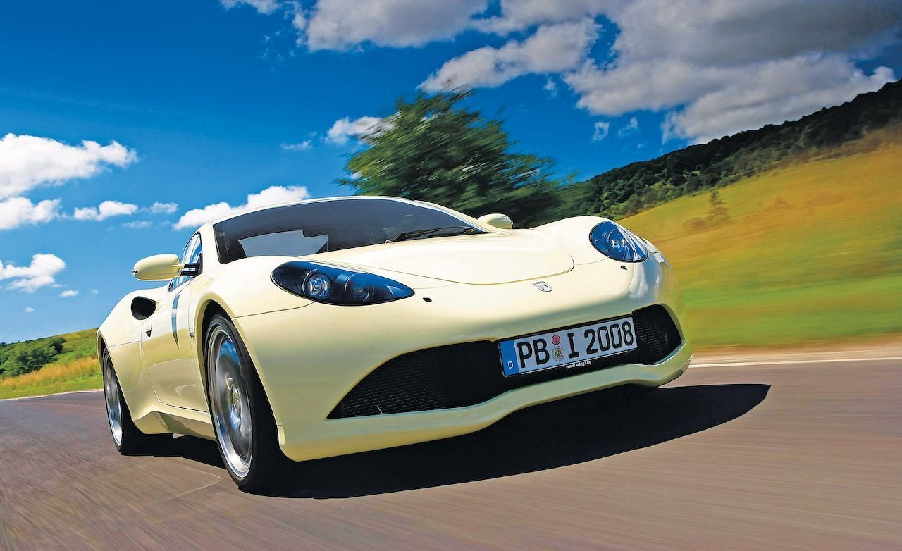 Latest 2009 Artega Gt Review Car And Driver Free Download