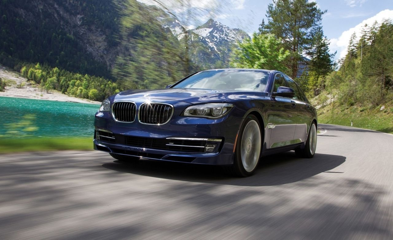 Latest 2013 Bmw Alpina B7 Photos And Info News Car And Driver Free Download