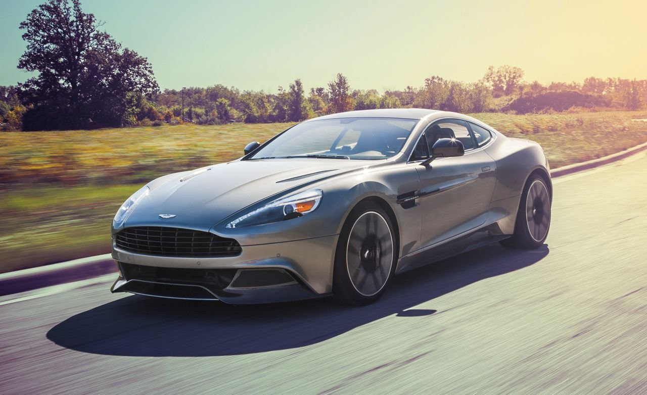 Latest 2015 Aston Martin Vanquish Test Review Car And Driver Free Download