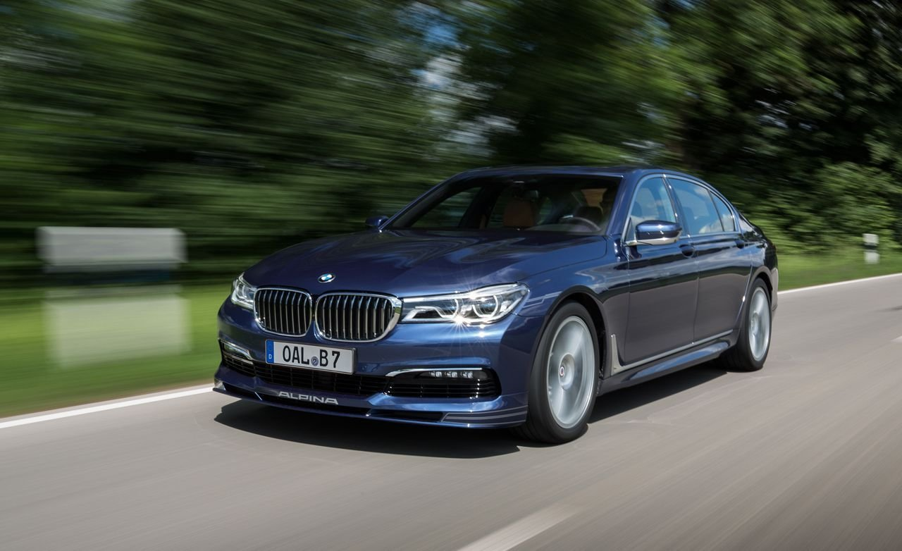 Latest 2017 Bmw Alpina B7 First Drive – Review – Car And Driver Free Download