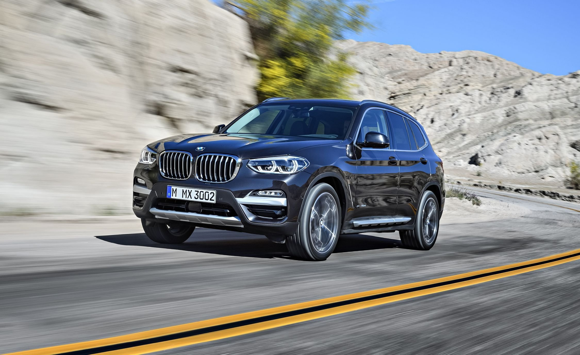 Latest 2018 Bmw X3 Official Photos And Info News Car And Driver Free Download
