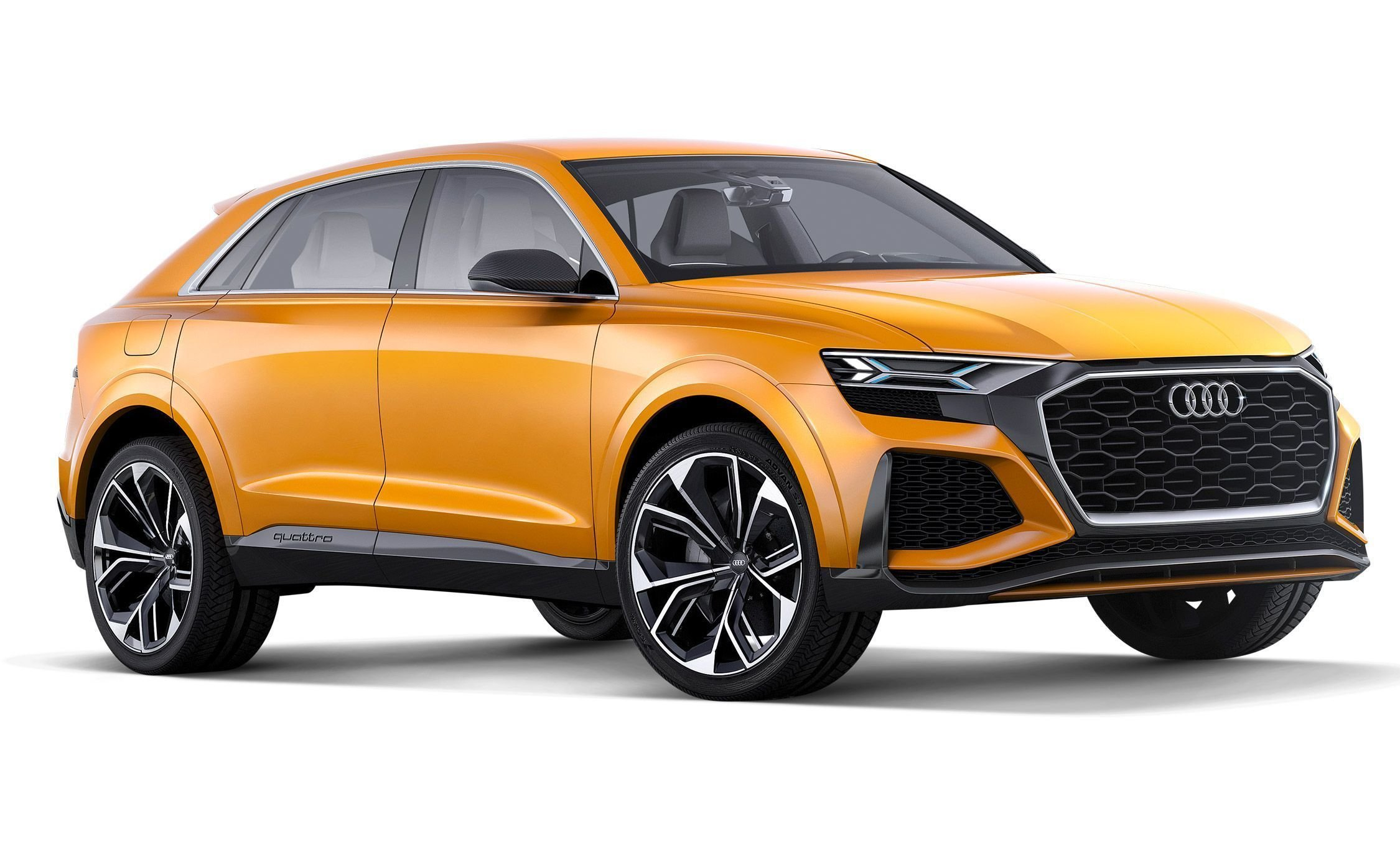 Latest Audi For 2018 What S New Feature Car And Driver Free Download
