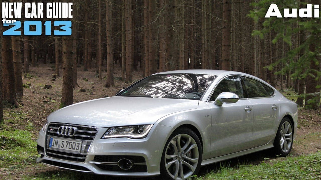 Latest Audi Cars 2013 New Audi Models 2013 New Audi Sports Cars Free Download