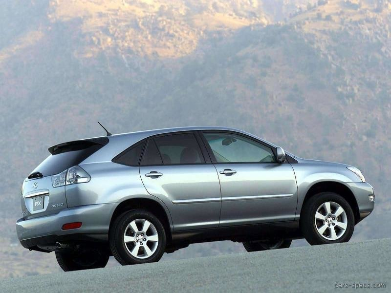 Latest 2004 Lexus Rx 330 Suv Specifications Pictures Prices Free Download