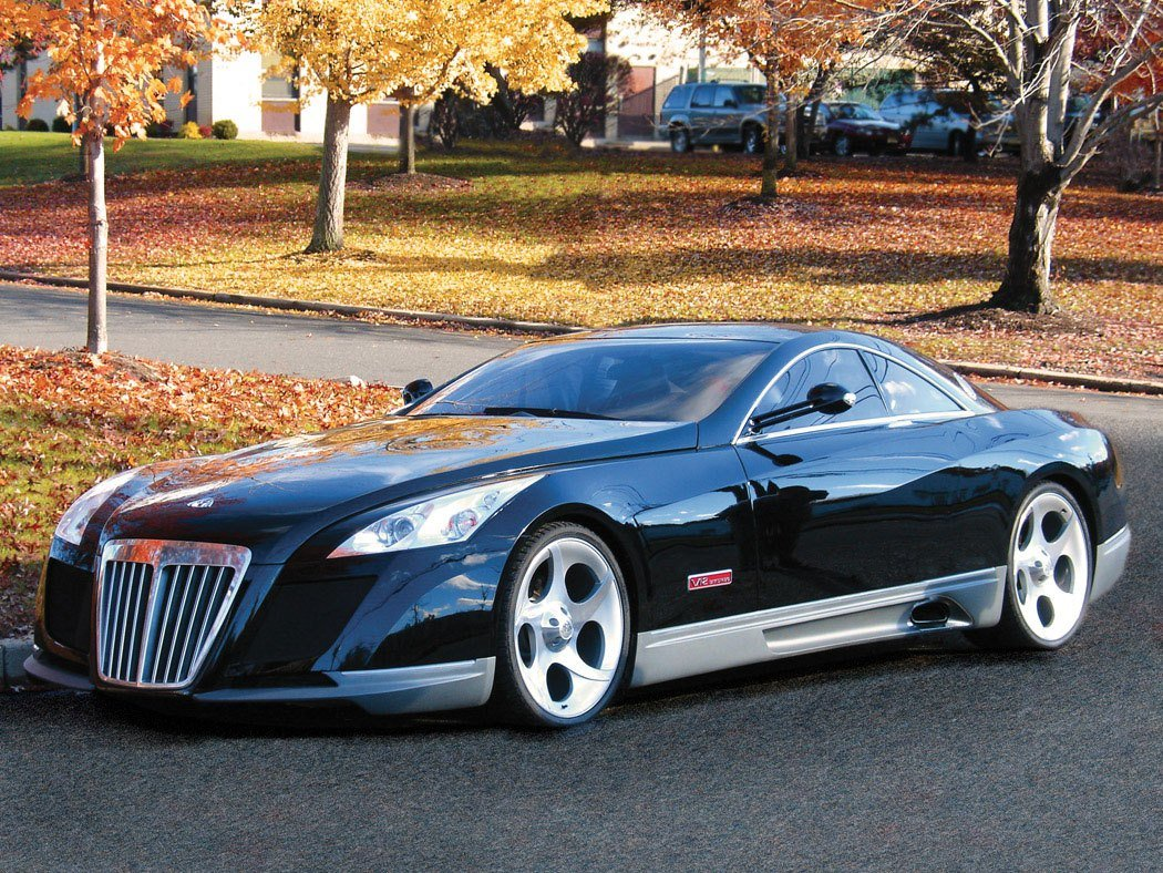Latest Adam S Amazing Book Maybach Exelero Free Download