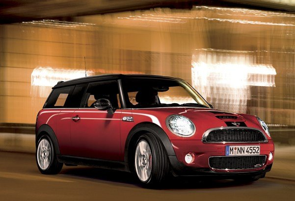 Latest Hot Carz Blog 2011 Mini Clubman Hampton Interior Wallpapers Free Download