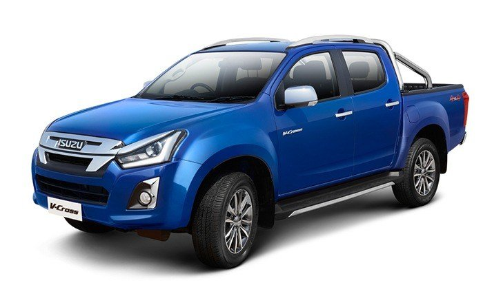Latest Isuzu D Max V Cross Price In India Images Mileage Free Download
