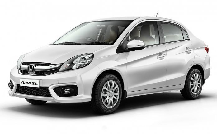 Latest Honda Amaze Price In India Gst Rates Images Mileage Free Download