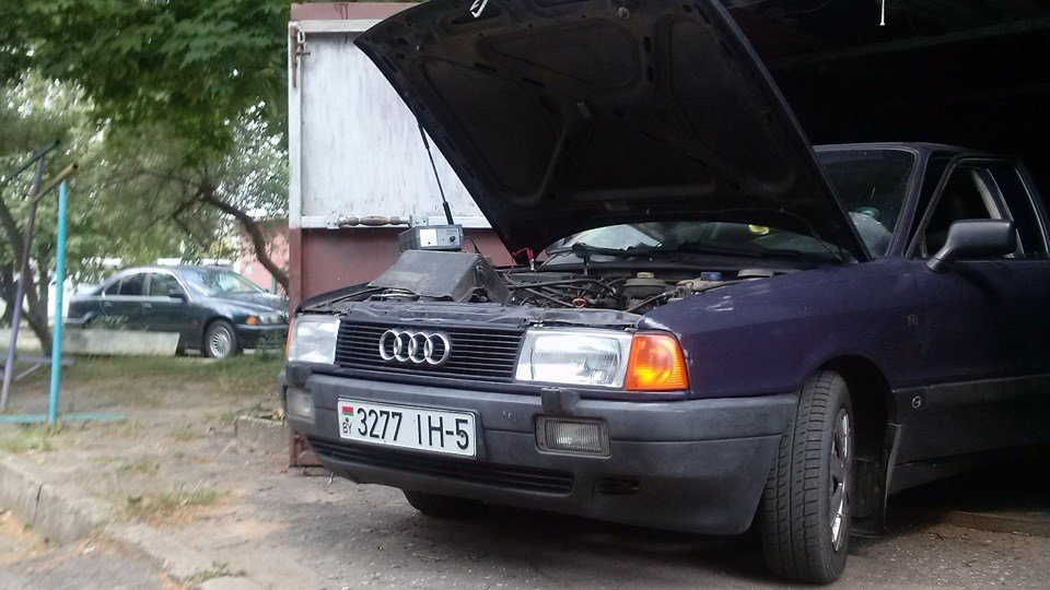 Latest Audi 80 Ke Jetronic Drive2 Free Download