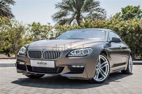 Latest دوبيزل دبي 6 السلسلة Verified Car Bmw 650I Gran Free Download