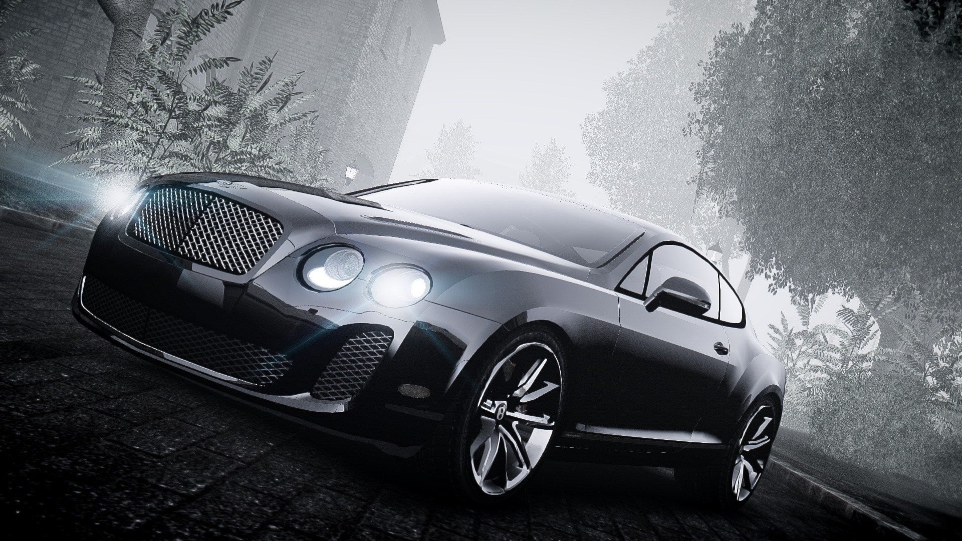 Latest Bentley Hd Wallpaper Background Image 1920X1080 Id Free Download