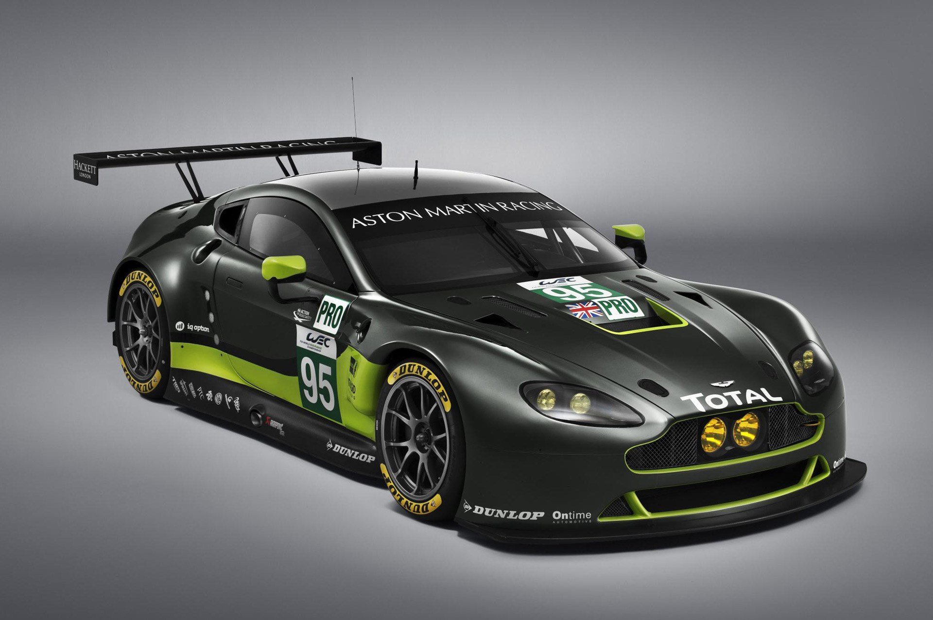 Latest Watch Prodrive Build An Aston Martin Vantage Gte Racer In Free Download