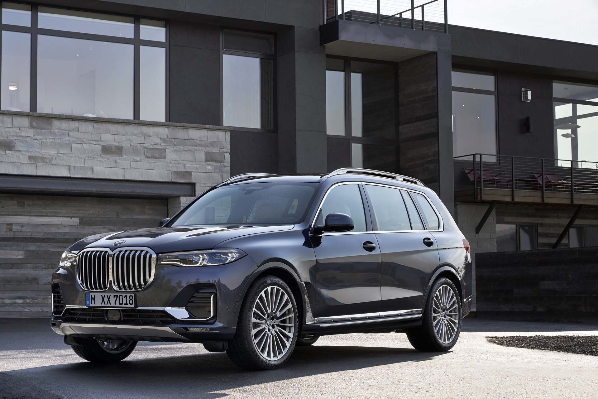 Latest 2019 Bmw X7 Review Ratings Specs Prices And Photos Free Download