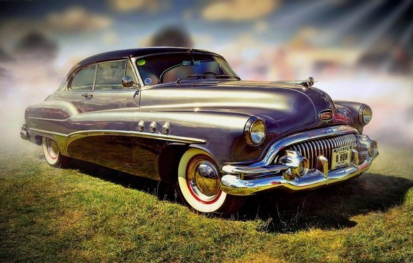 Latest Wallpaper Retro Buick Car Classic The Front Buick Free Download